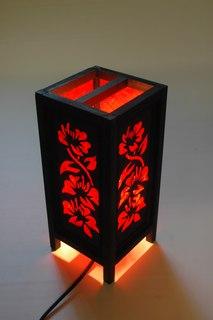 Lampe Japonaise 22 La Ola Import